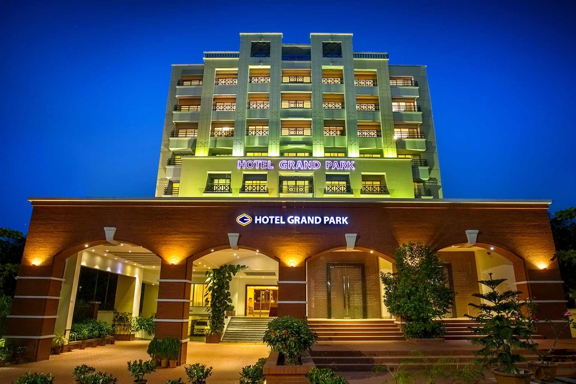 Park Hotel Nice